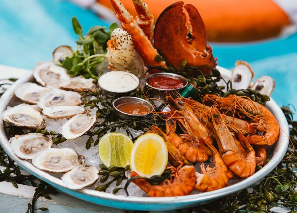 For the Love of Seafood