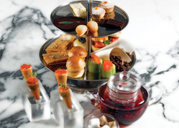 Savor Luxurious Sips at High Tea