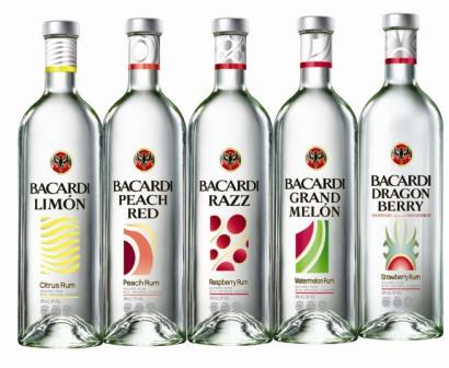 Come Bacardi With Us!