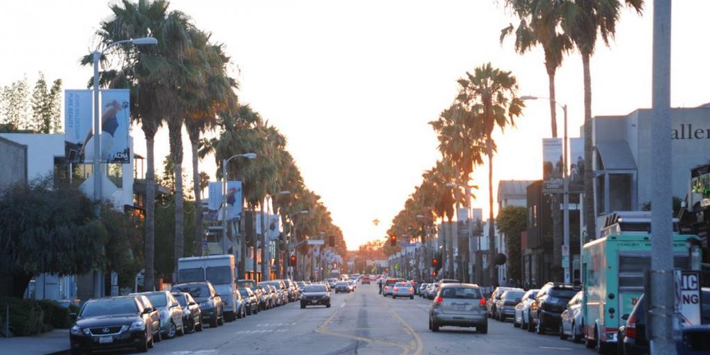 LAs Coolest Street 24 Hours On Abbot Kinney