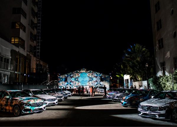 Mercedes Benz Fashion Week Swim 2014
