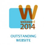 "WebAward: sbe.com ""Outstanding Website"""