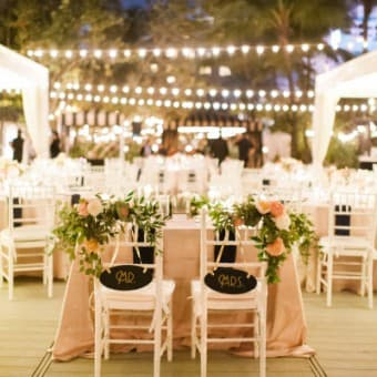 Chic Miami Wedding at The Raleigh