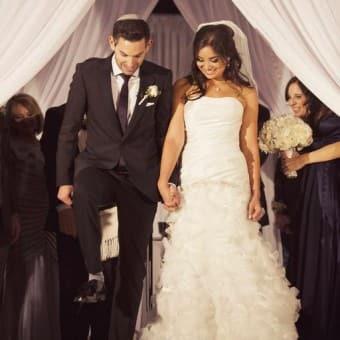 Mitch & Michelle's SLS Beverly Hills Wedding