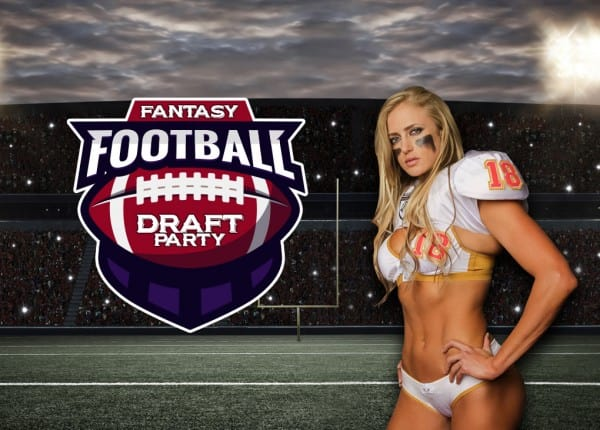 Fantasy Football Draft Parties at Double Barrel