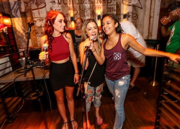 Liquid Courage, Exclusive Tuesday Night Karaoke on the Strip