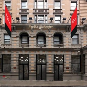 Martha Washington Hotel - Rates From $179