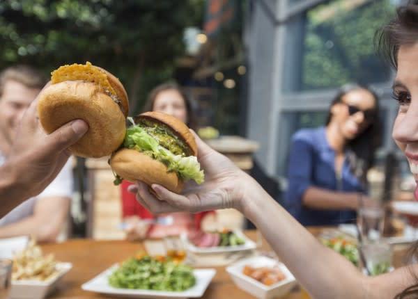 Get a Burger. Give a Burger.