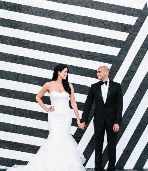 Gabriella & Matt's Wedding at The Raleigh Hotel