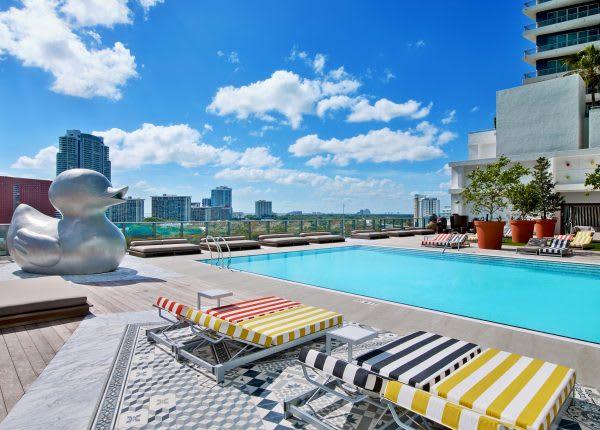 SLS Brickell Hotel & Residences