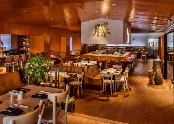 Katsuya Brentwood Launches New Robata Program
