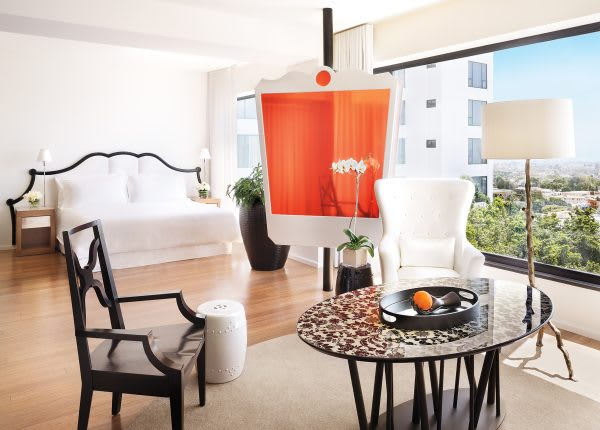 NEW YEAR'S EVE PACKAGE AT MONDRIAN LOS ANGELES