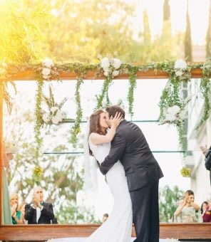Jane & Amir's Beverly Hills Wedding