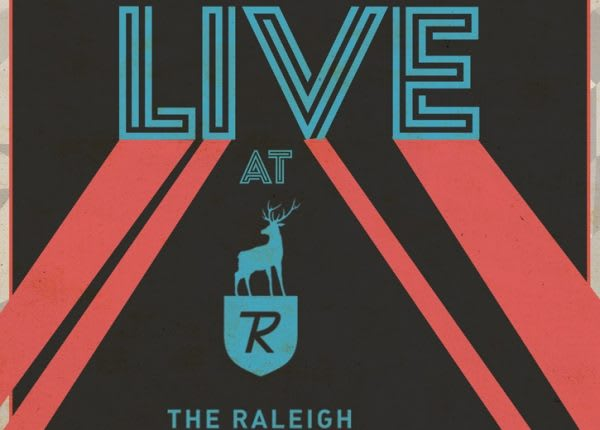 Join Us For Live at The Raleigh