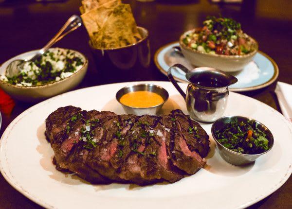 Prime Steak Meets Mediterranean Magic
