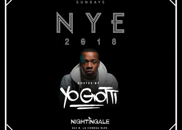 Nightingale NYE – 2018