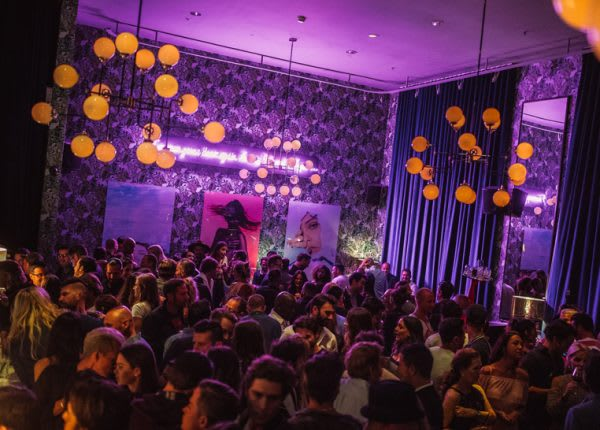 Miami Music Week 2018 at Doheny Room at Delano