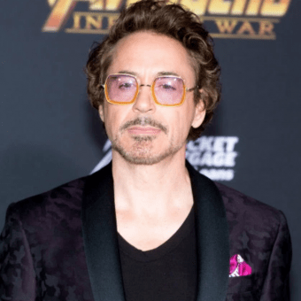5275af785ef Celeb Sightings - Robert Downey Jr. Hosts  Avengers  after-party at Hyde