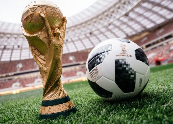 Ole' Ole'!  FIFA World Cup 2018 comes to Doheny Room