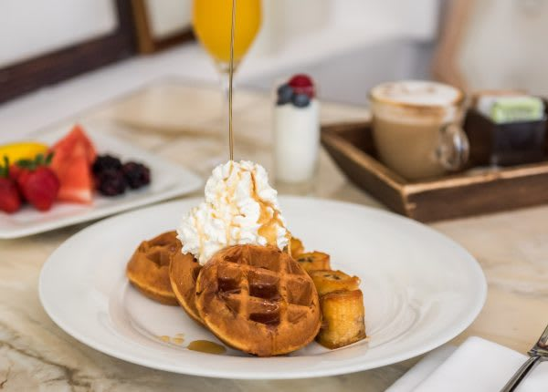 Father's Day Brunch at The Bazaar by José Andrés