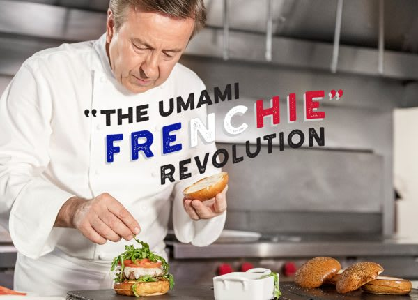"Umami Burger Presents ""The Umami Frenchie"" By Daniel Boulud"