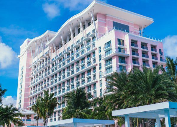 BAHAMAS GRAND WEEKENDNovember 16 – 18