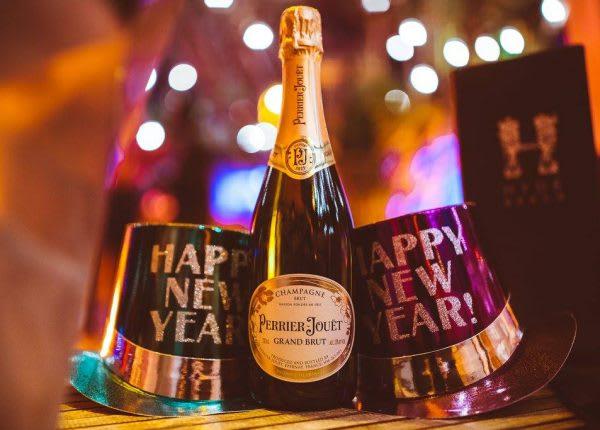 New Year's Eve 2019 at SLS South Beach & Hyde Beach