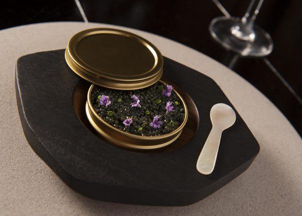 Caviar Nights at The Bazaar