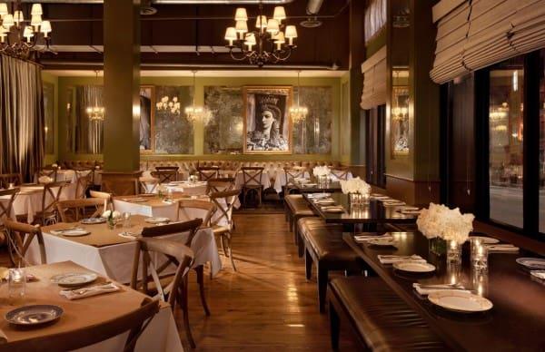 Cleo Hollywood Mediterranean Restaurant Los Angeles Sbecom