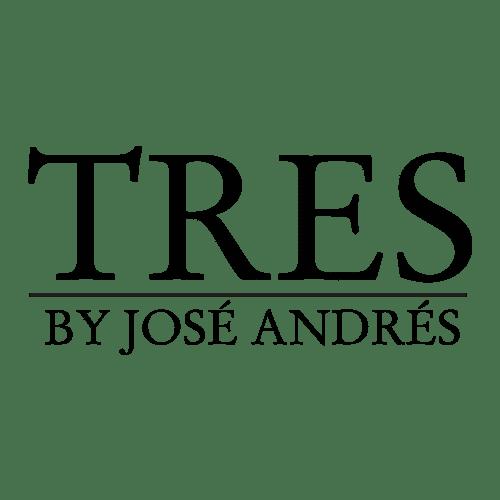 Tres by José Andrés