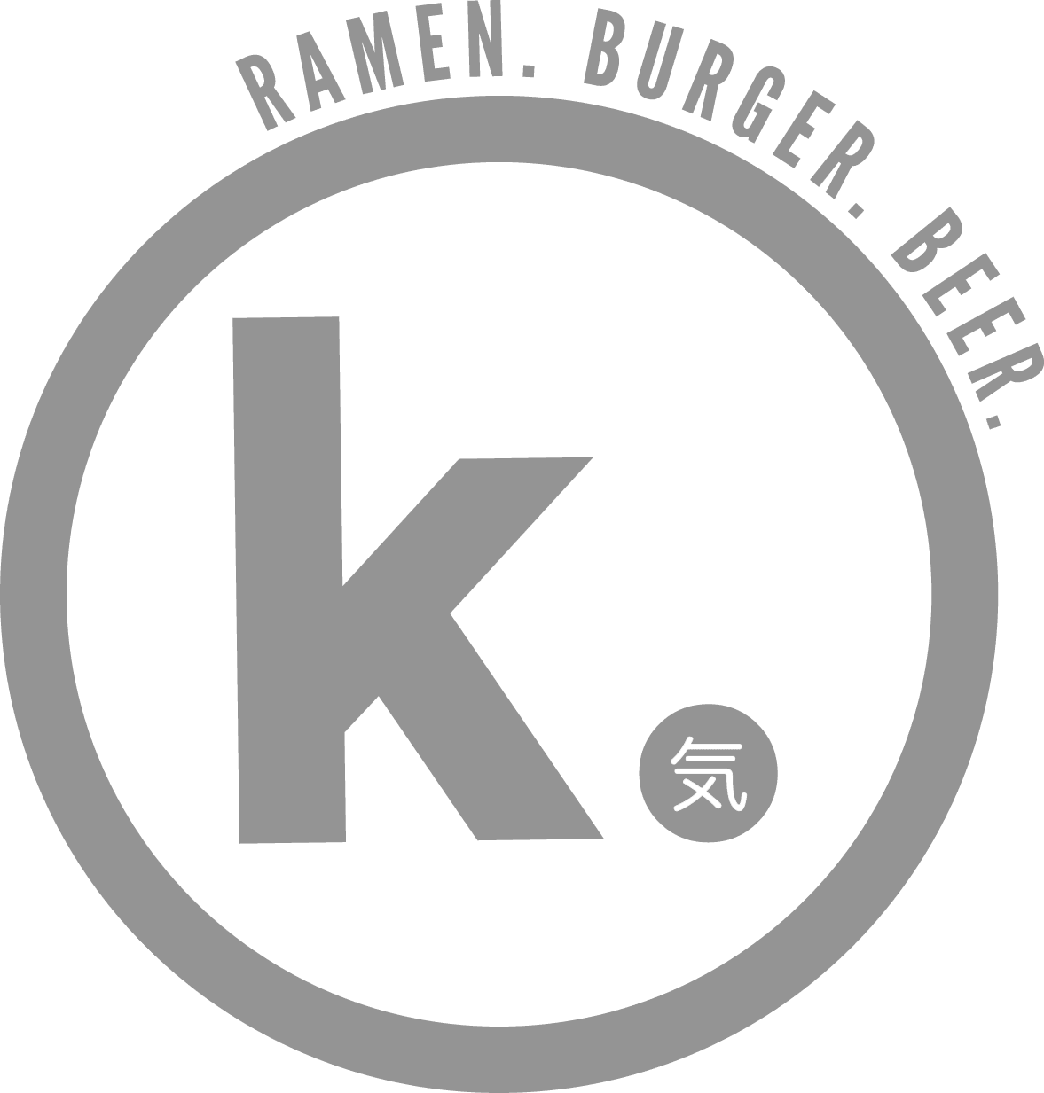K Ramen. Burger. Beer. South Beach